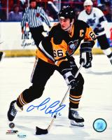 Mario Lemieux Signed Penguins 8x10 Photo (ReichPM) at PristineAuction.com
