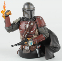 """Star Wars: The Mandalorian"" Gentle Giant ""Mandalorian MK1"" Limited Edition 1:6 Scale Bust at PristineAuction.com"