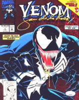 "Sam De La Rosa Signed ""Venom"" 8x10 Photo (JSA COA) at PristineAuction.com"