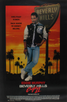 """Beverly Hills Cop II"" 27x40 Original Movie Poster at PristineAuction.com"