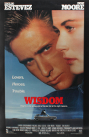 """Wisdom"" 27x40 Original Movie Poster at PristineAuction.com"