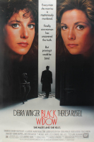 """Black Widow"" 27x40 Original Movie Poster at PristineAuction.com"