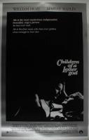"""Children of a Lesser God"" 27x40 Original Movie Poster at PristineAuction.com"