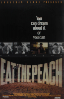 """Eat The Peach"" 27x40 Original Movie Poster at PristineAuction.com"