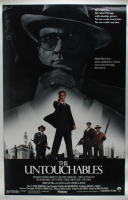 """The Untouchables"" 27x40 Original Movie Poster at PristineAuction.com"