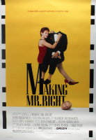 """Making Mr. Right"" 27x40 Original Movie Poster at PristineAuction.com"