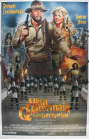 """Allan Quartermain and the Lost City of Gold"" 27x40 Original Movie Poster at PristineAuction.com"