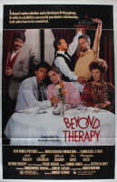 """Beyond Therapy"" 27x40 Original Movie Poster at PristineAuction.com"