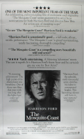 """The Mosquito Coast"" 27x40 Movie Review Poster at PristineAuction.com"