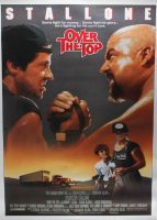 """Over The Top"" 27x40 Original Movie Poster at PristineAuction.com"