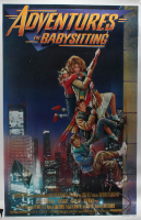 """Adventures in Babysitting"" 27x40 Original Movie Poster at PristineAuction.com"