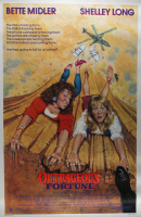 """Outrageous Fortune"" 27x40 Original Movie Poster at PristineAuction.com"