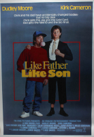 """Like Father Like Son"" 27x40 Original Movie Poster at PristineAuction.com"