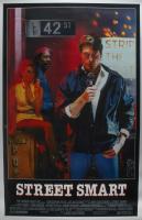 """Street Smart"" 27x40 Original Movie Poster at PristineAuction.com"