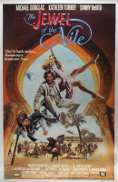 """The Jewel of the Nile"" 27x40 Original Movie Poster at PristineAuction.com"