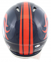 """John Elway Signed Broncos Full-Size Authentic On-Field Speed Helmet Inscribed """"HOF 2004"""" (Beckett COA) at PristineAuction.com"""