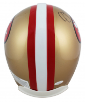Joe Montana Signed 49ers Throwback Full-Size Authentic On-Field Helmet (JSA COA) at PristineAuction.com