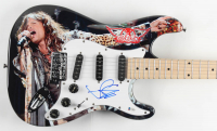 Steven Tyler Signed Aerosmith Full-Size Electric Guitar (Beckett Hologram) at PristineAuction.com