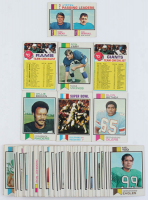 Lot of (71) 1973 Topps Football Cards with #510 Roy Yary, #210 Willie Brown, #325 Elvin Bethea at PristineAuction.com