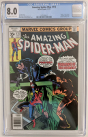 "1977 ""The Amazing Spider-Man"" Issue #175 Marvel Comic Book (CGC 8.0) at PristineAuction.com"