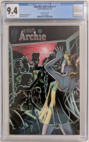 "2013 ""Afterlife with Archie"" Issue #1 Andrew Pepoy Variant Archie Comic Book (CGC 9.4) at PristineAuction.com"