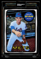 Nolan Ryan 2020 Topps Project 2020 #87 / Joshua Vides (Project 2020 Encapsulated) at PristineAuction.com
