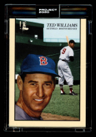 Ted Williams 2020 Topps Project 2020 #90 / Oldmanalan (Project 2020 Encapsulated) at PristineAuction.com