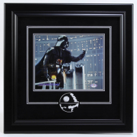 "David Prowse Signed ""Star Wars"" 18.75x18.75 Photo Inscribed ""is Darth Vader"" (PSA COA) at PristineAuction.com"