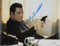 "John Travolta Signed ""Get Shorty"" 11x14 Photo (Beckett COA) at PristineAuction.com"
