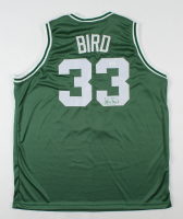 Larry Bird Signed Jersey (JSA COA) at PristineAuction.com