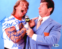 Roddy Piper Signed 8x10 Photo (PSA Hologram) at PristineAuction.com