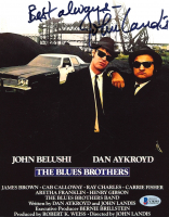 "John Landis Signed ""The Blues Brothers"" 8x10 Photo Inscribed ""Best Always"" (Beckett COA) at PristineAuction.com"