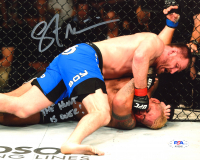 "Stipe Miocic Signed UFC 8x10 Photo Inscribed ""The Hunt is Over!"" (PSA COA) at PristineAuction.com"