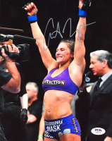 Cat Zingano Signed UFC 8x10 Photo (PSA COA) at PristineAuction.com