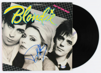"Debbie Harry Signed Blondie ""Eat to the Beat"" Vinyl Record Album Cover (PSA Hologram) at PristineAuction.com"