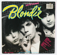 """Debbie Harry Signed Blondie """"Eat to the Beat"""" Vinyl Record Album Cover (PSA Hologram) at PristineAuction.com"""