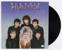 "Debbie Harry Signed Blondie ""The Hunter"" Vinyl Record Album Cover (PSA Hologram) at PristineAuction.com"
