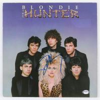 "Debbie Harry Signed Blondie ""The Hunter"" Vinyl Record Album Cover (PSA Hologram) at PristineAuction.com"