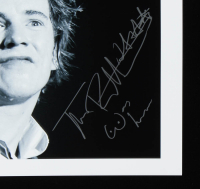 """Johnny Rotten Signed 12x18 Photo Inscribed """"Was Here"""" (JSA Hologram) at PristineAuction.com"""