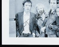 Johnny Rotten Signed 12x18 Photo (JSA Hologram) at PristineAuction.com