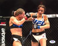 Nina Ansaroff Signed UFC 8x10 Photo (PSA COA) at PristineAuction.com