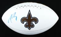 Drew Brees Signed Saints Football (JSA COA) at PristineAuction.com