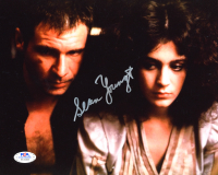 "Sean Young Signed ""Blade Runner"" 8x10 Photo (PSA COA) at PristineAuction.com"