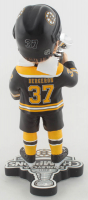 Patrice Bergeron Signed Bruins Stanley Cup Champions 2011 Bobblehead (Bergeron COA) at PristineAuction.com