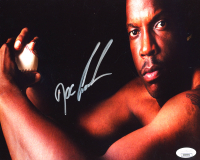 """Dwight """"Doc"""" Gooden Signed 8x10 Photo (JSA COA) at PristineAuction.com"""