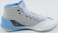 Stephen Curry Signed Under Armor Basketball Shoe (Fanatics Hologram) at PristineAuction.com