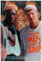"""White Men Can't Jump"" 27x40 Movie Poster at PristineAuction.com"