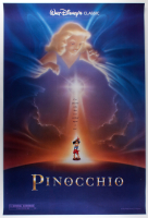"""Pinocchio"" 27x40 Teaser Movie Poster at PristineAuction.com"