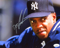 """Dwight """"Doc"""" Gooden Signed Yankees 8x10 Photo (JSA COA) at PristineAuction.com"""