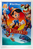 """Pinocchio"" 27x40 Movie Poster at PristineAuction.com"